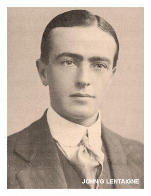 John G Lentaigne