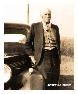 Joseph Griggs Snow